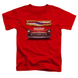 Toddler: Chevrolet- 1957 Bel Air Emblem T-Shirt