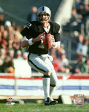 Ken Stabler 1976 Action Photo