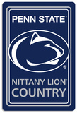 NCAA Penn State Nittany Lions Tin Sign
