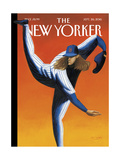 The New Yorker Cover - September 26, 2016 Giclee Print by Mark Ulriksen