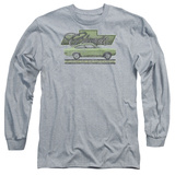 Long Sleeve: Chevrolet- Vega 71 Car Of The Year T-Shirt