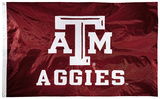 NCAA Texas A&M Aggies 2-sided Flag with Grommets Flag