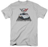 Chevrolet- Silver 01 Vette T-shirts
