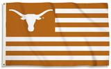 NCAA Texas Longhorns Flag with Grommets Flag