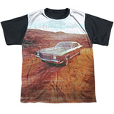 Youth: Chevrolet- Monte Carlo Western Style Black Back T-shirts