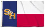NCAA Sam Houston St. Bearkats Flag with Grommets Flag