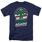 Gumby- For President, Make America Green Again Shirt