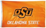 NCAA Oklahoma State Cowboys 2-sided Flag with Grommets Flag