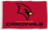 NCAA Saginaw Valley Cardinals Flag with Grommets Flag