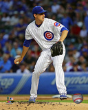 Kyle Hendricks 2016 Action Photo