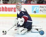 Semyon Varlamov 2015-16 Action Photo