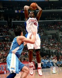 Elton Brand 2005-06 Playoff Action Photo