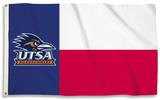 NCAA Texas San Antonio Roadrunners Flag with Grommets Flag