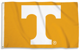 NCAA Tennessee Volunteers Flag with Grommets Flag