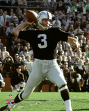 Daryle Lamonica Super Bowl II Action Photo