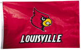 NCAA Louisville Cardinals 2-sided Flag with Grommets Flag