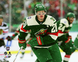 Ryan Suter 2016 NHL Stadium Series Photo