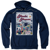 Hoodie: Wonder Woman- For President 100 Years In The Future Pullover Hoodie