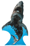 Ghost Shark - Pirates of the Caribbean 5 Cardboard Cutouts