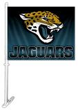 NFL Jacksonville Jaguars Car Flag Flag