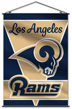 NFL Los Angeles Rams Wall Banner Flag