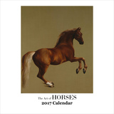 The Art of Horses - 2017 Calendar Calendars