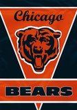 NFL Chicago Bears House Banner Flag