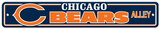 NFL Chicago Bears Street Sign Wall Sign