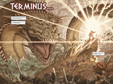 Ragnarok Issue No. 1: Terminus - Page 2 Posters by Walter Simonson