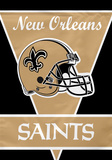 NFL New Orleans Saints House Banner Flag