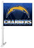 NFL San Diego Chargers Car Flag Flag