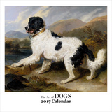The Art of Dogs - 2017 Calendar Calendars