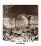 Landmarks Under Construction- 2017 Easel Calendar Calendars