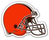 NFL Cleveland Browns Vinyl Magnet Magnet