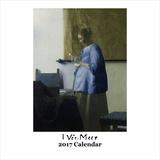 Johannes Vermeer - 2017 Calendar Calendars
