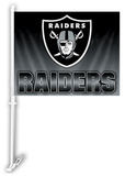 NFL Oakland Raiders Car Flag Flag