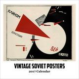 Vintage Soviet Posters - 2017 Calendar Calendars