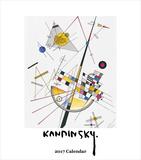 Kandinsky - 2017 Easel Calendar Calendars