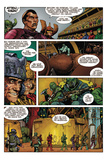 Star Slammers Issue No. 3 - Page 20 Posters by Walter Simonson