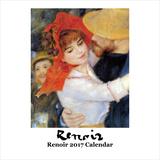 Renoir - 2017 Calendar Calendars
