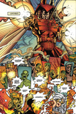 Star Slammers Issue No. 8: The Minoan Agendas, Chapter 5: The Contract - Page 10 Photo by Walter Simonson