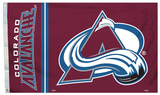 NHL Colorado Avalanche Flag with Grommets Flag