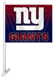 NFL New York Giants Car Flag Flag