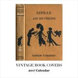 Vintage Book Covers - 2017 Calendar Calendars