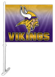 NFL Minnesota Vikings Car Flag Flag