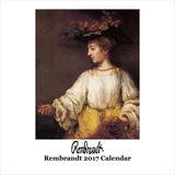 Rembrandt - 2017 Calendar Calendars