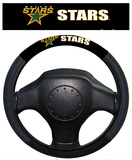 NHL Dallas Stars Poly-Suede Steering Wheel Cover Auto Accessories