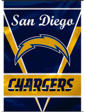 NFL San Diego Chargers House Banner Flag