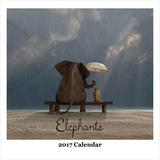 Elephants - 2017 Calendar Calendars