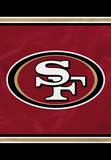 NFL San Francisco 49ers House Banner Flag